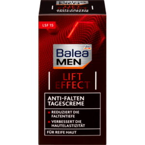 Balea MEN lift effect anti-wrinkle day cream
