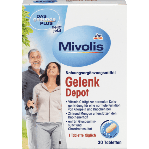 Mivolis Gelenk depot